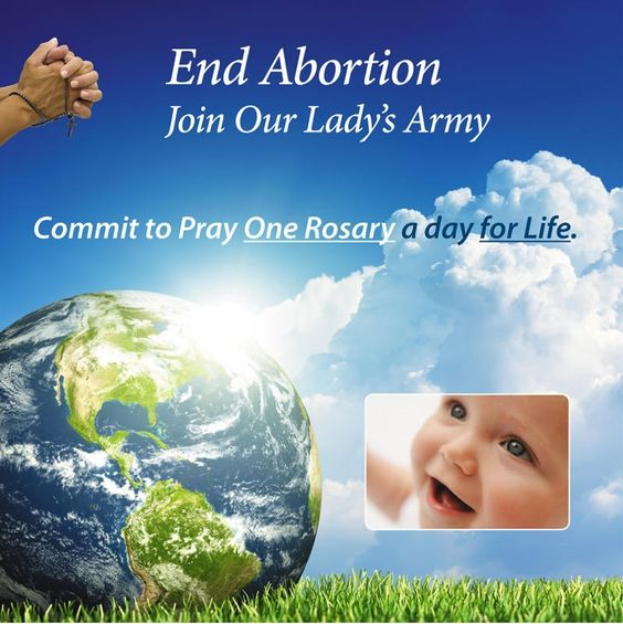 Global Views On Abortion: Third Sunday Of EasterCLICK